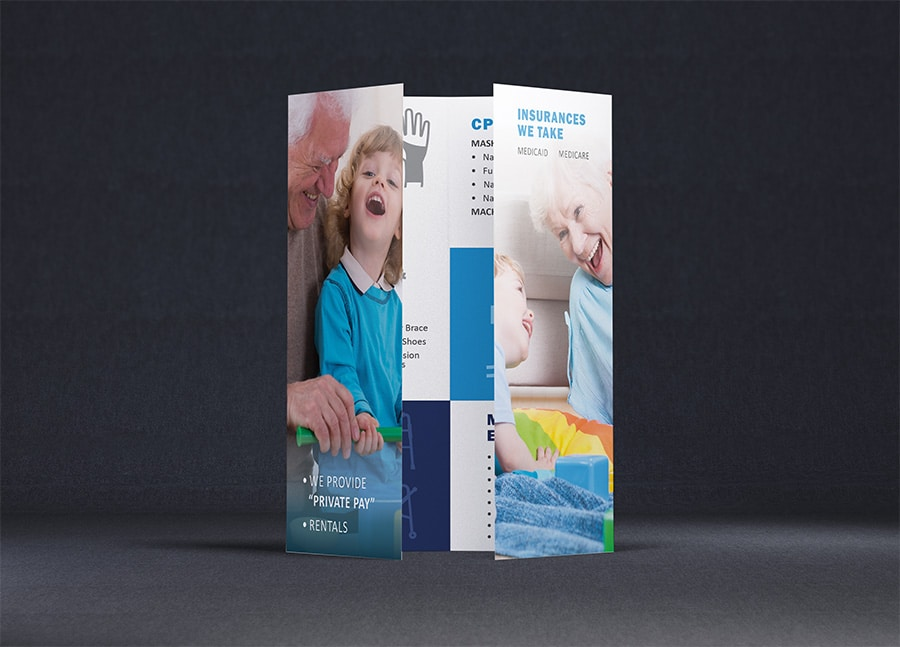 Medical Delivery Brochure
