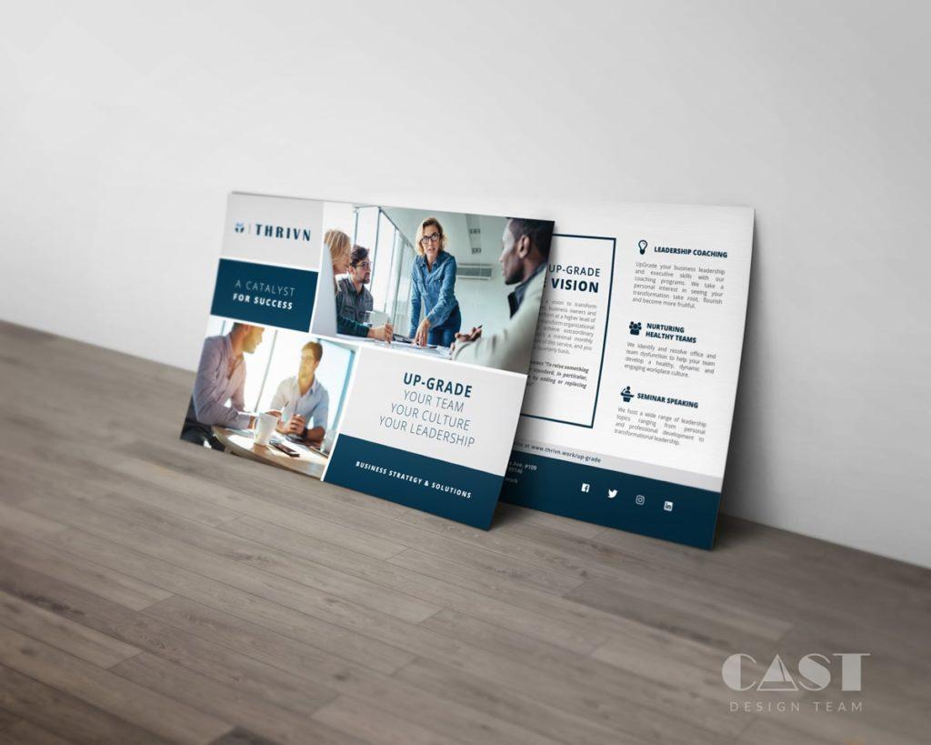 Las Vegas Branding CAST design team