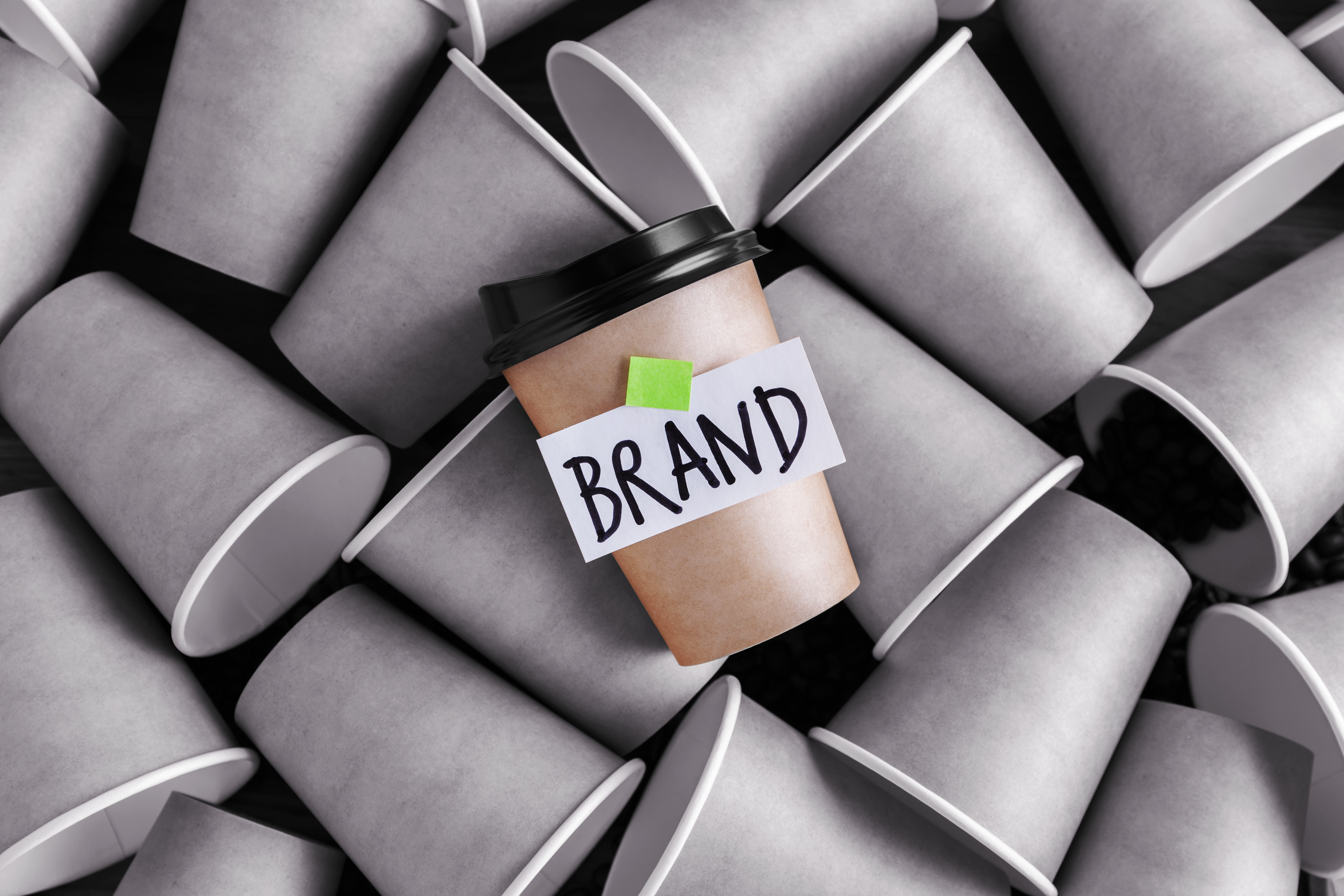 setting your business apart from the crowd using branding